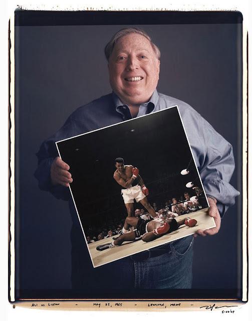 【影像故事】拍下那些經典的攝影師,究竟是誰? - Neil Leifer - Ali vs. Liston