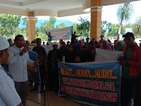 CORONA : Kedewaasan Para Pejuang Hak KSU 374 di Alihkan Pada Perjuangan Umat