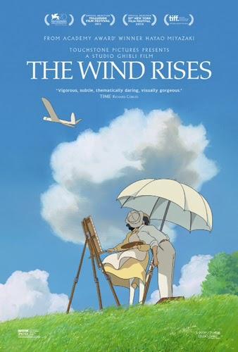 Film The Wind Rises 2014 di Bioskop