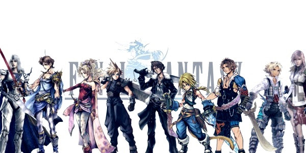 Final Fantasy -kysely 1/2