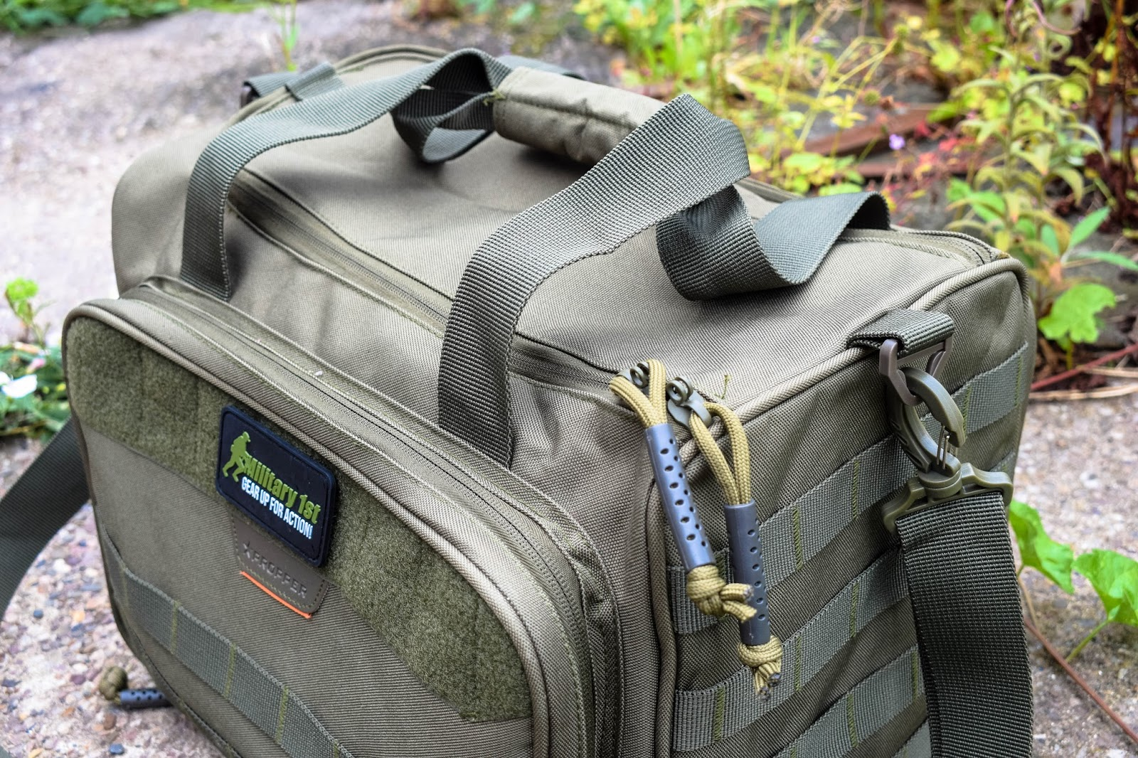 Propper Range Bag From Military 1st Review Femme Fatale