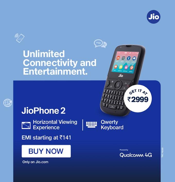 Get Smart phone @ ₹2999