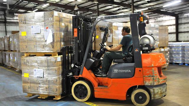 Εξαγωγική εταιρία φρούτων στο Ναύπλιο ζητάει χειριστή περονοφόρου οχήματος (κλαρκ)
