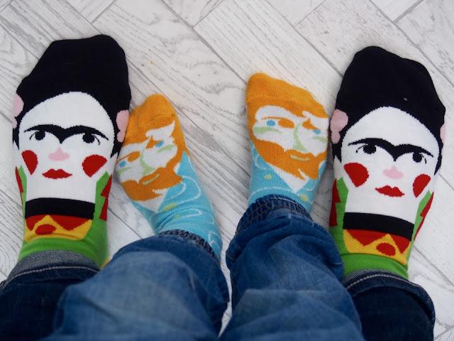 ChattyFeet socks