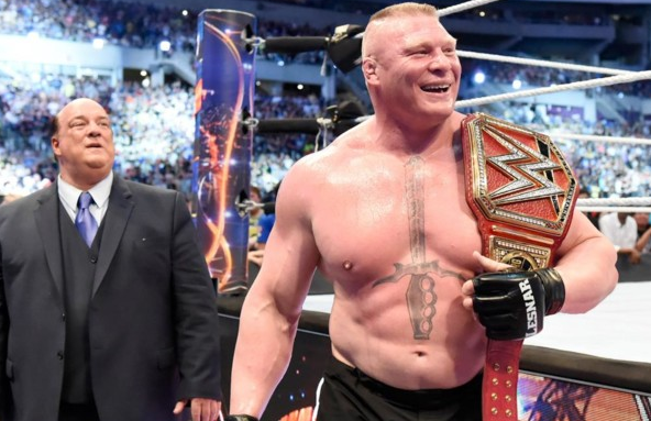 WWE SummerSlam 2017 Universal Championship
