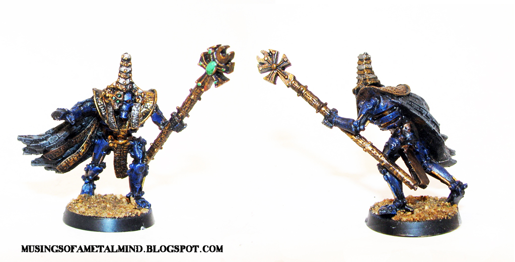 Musings Of A Metal Mind: Resurrecting The Necrons Part II