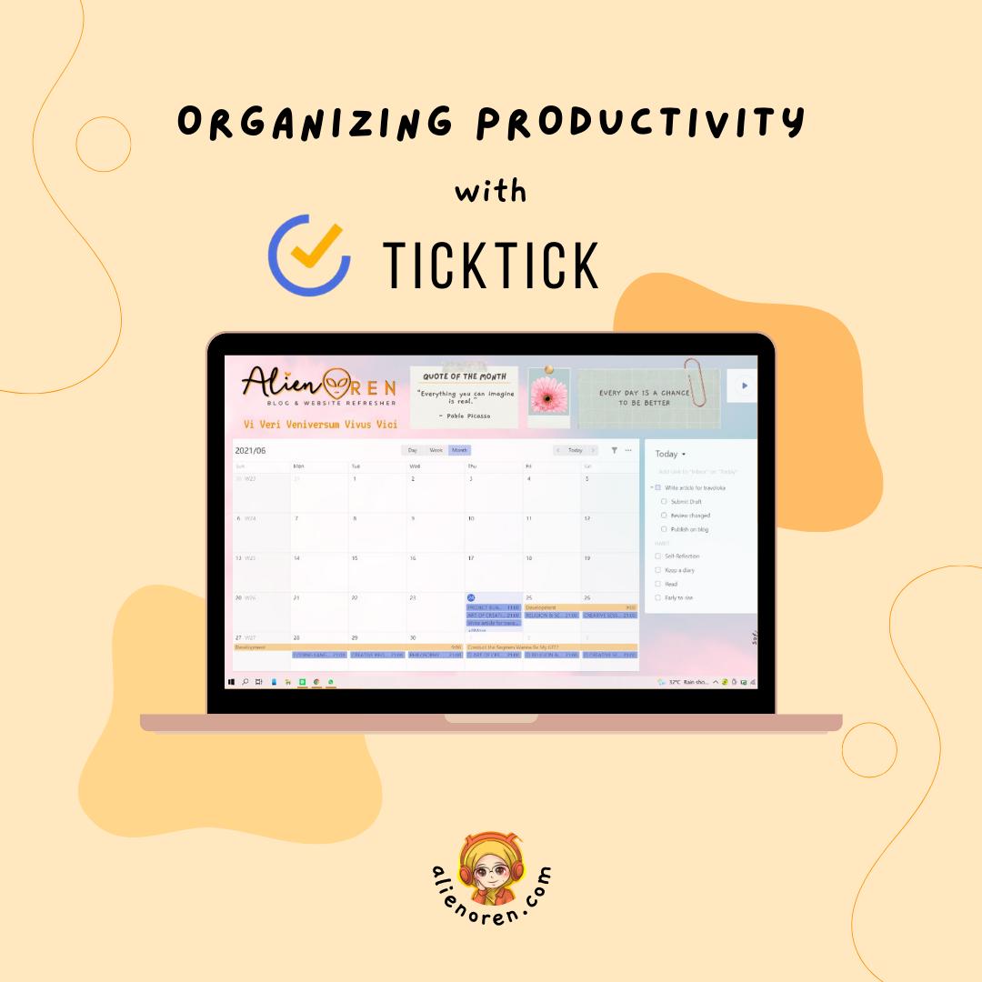 Productivity Organizer