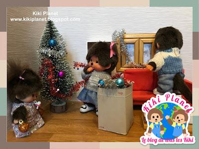 kiki monchhichi bebichhichi christmas tales noël contes cute kawai