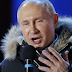 Vladimir Putin wins Presidential Election again