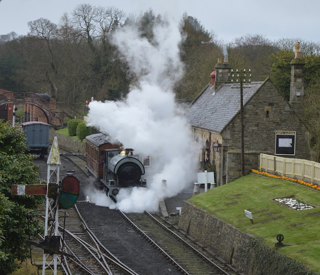 Top 10 train themed days out across North East England  - beamish