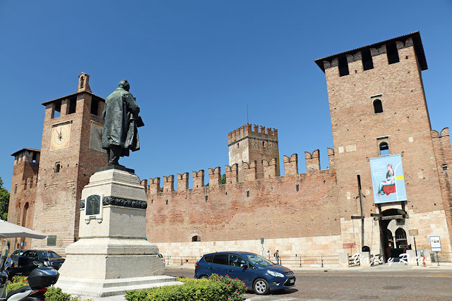 Castillo Castelvecchio, Verona