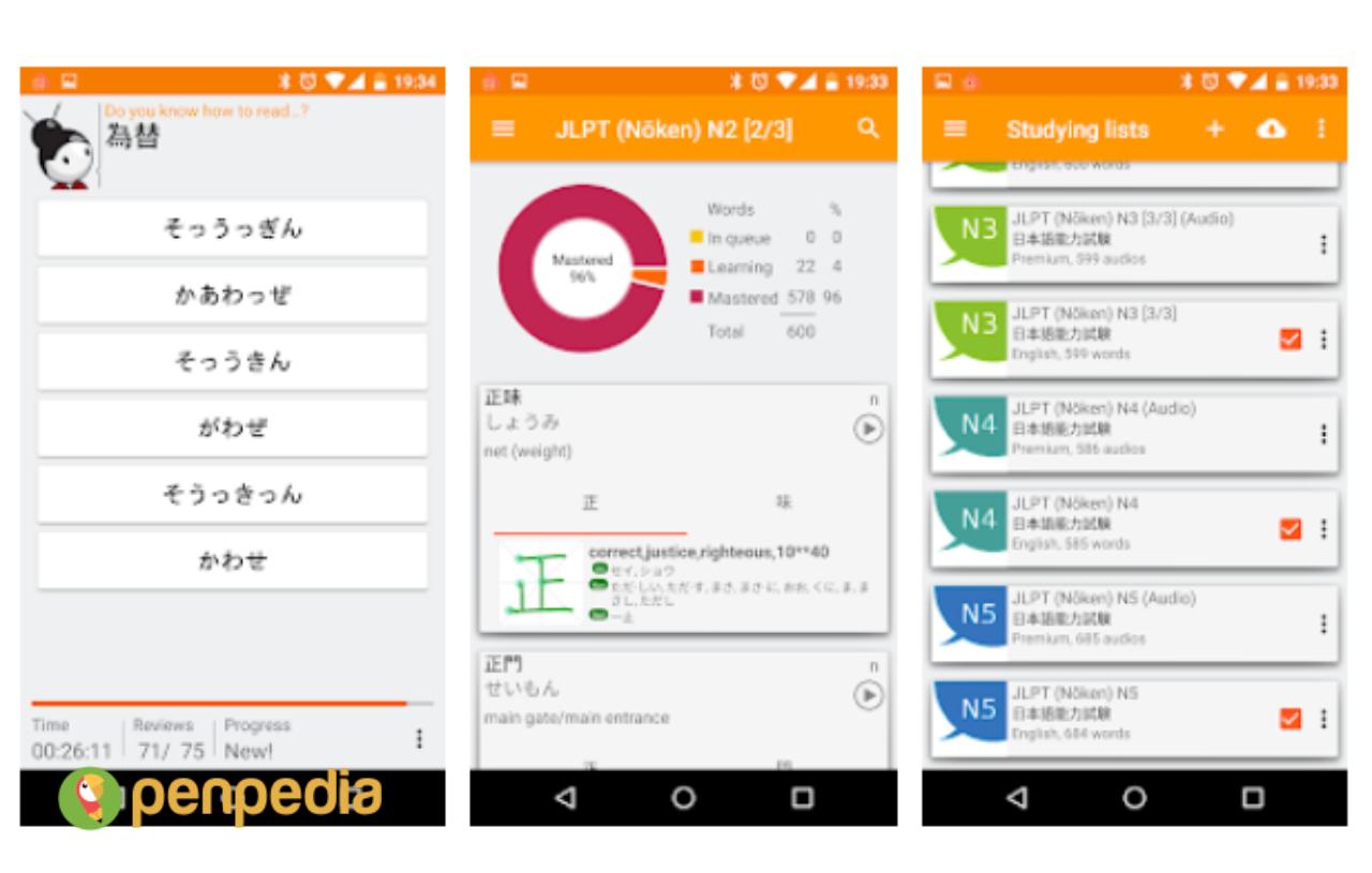 aplikasi belajar bahasa jepang dengan cepat