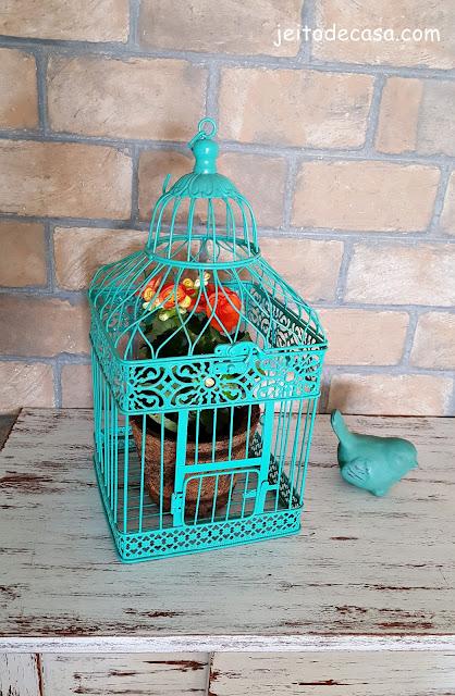 decoração-gaiola-decorativa