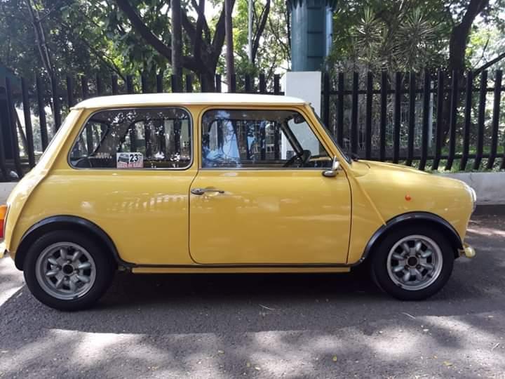 Dijual Mobil Antik morris mini '68 info 087788575838
