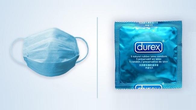 Anúncio Durex/Reprodução
