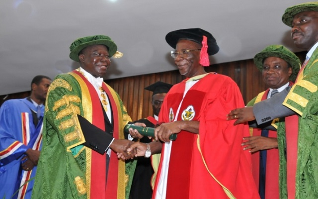 Otumfuo calls for more attention to science and tech.