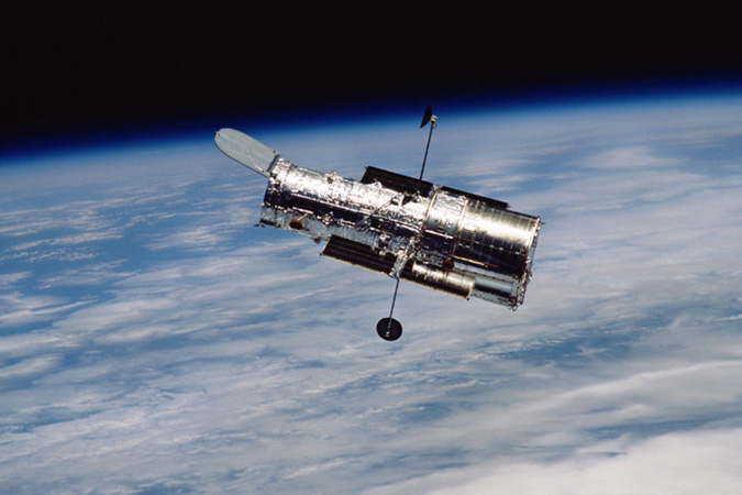 Penelitian Hubble Space Telescope Out of Action Due to Gyroscope Failure