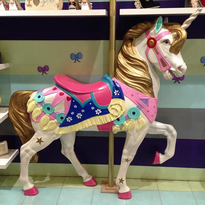 Unicorn Day: Creative Mondays Link Up