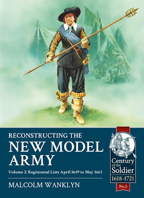 Reconstructing the New Model Army. Volume 2: 1649-1663