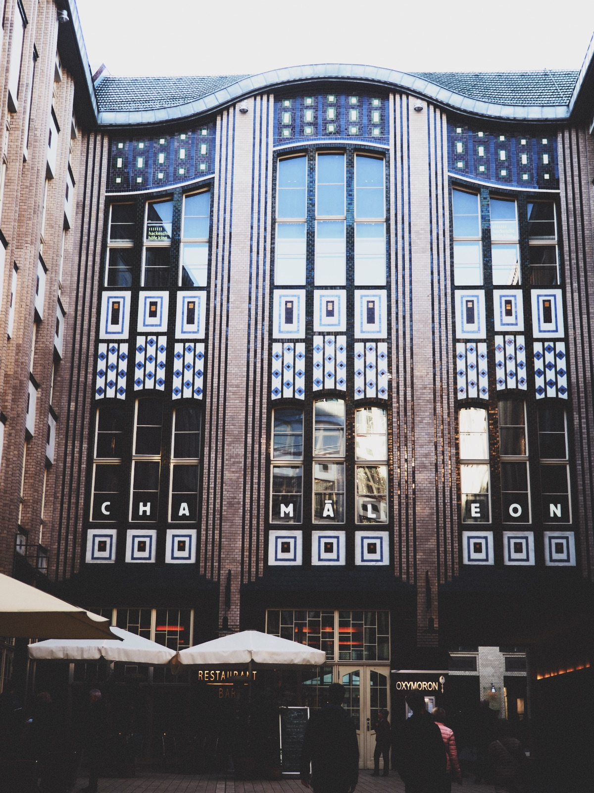 Alternative Things To Do In Berlin: Chamaeleon Theatre