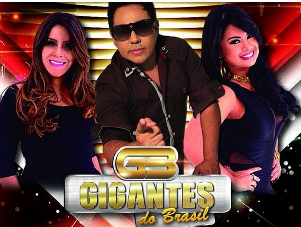 Vídeo traz trecho da primeira música  do Gigantes do Brasil
