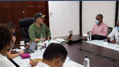 Duque anuncia conjunto de medidas para reforzar la seguridad en Quibdó