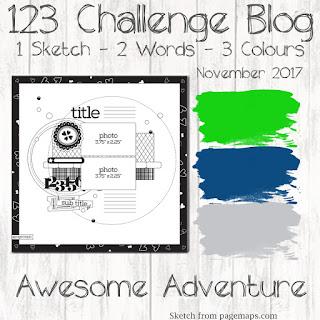 November 123 Challenge