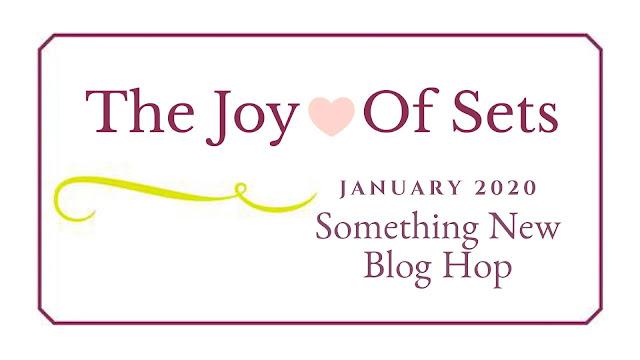 Nigezza Creates with Stampin' Up! Birthday Bonanza for The Joy Of Sets January 2020 Blog Hop: New Baby Card