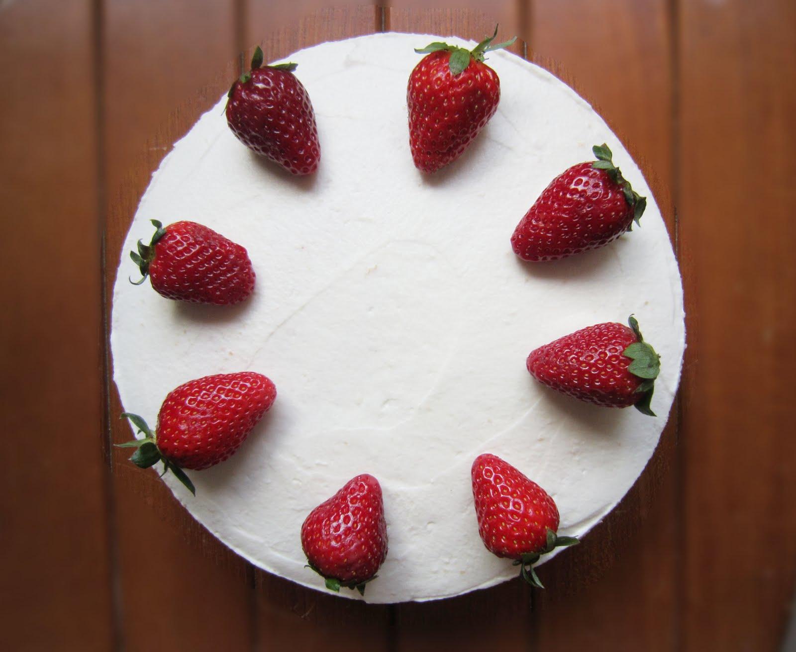 Noms I Must: Strawberry Shortcake II