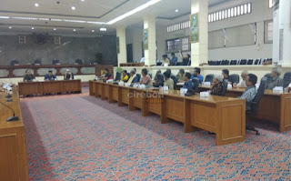 FKTKK Minta Perlindungan Ke DPRD Kota Cirebon