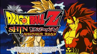 Game Dragon Ball Z Shin Budokai PPSSPP/ISO Download