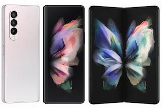 Samsung Galaxy Z Fold3 5G price in hindi