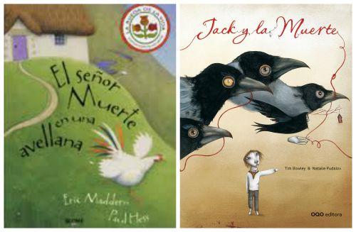 libros infantiles para el miedo a la muerte y las enfermedades