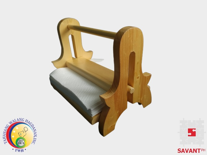 Wooden Napkin Holder Philippines