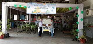 SIAM observes World Environment Day Across 7400 Automobile Dealers and their Service Station Nationally
