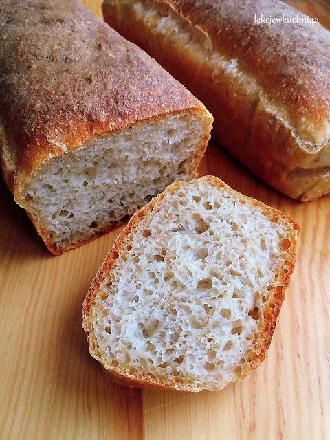 Chleb powszedni na zakwasie pszenno-żytni