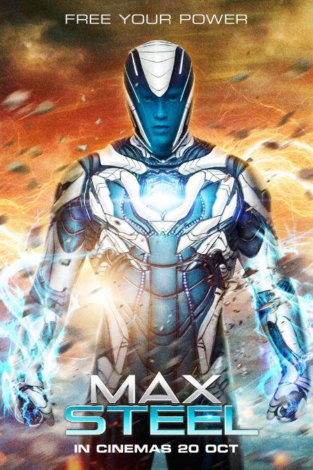 Max Steel 2 Film