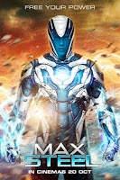 max steel movie poster malaysia