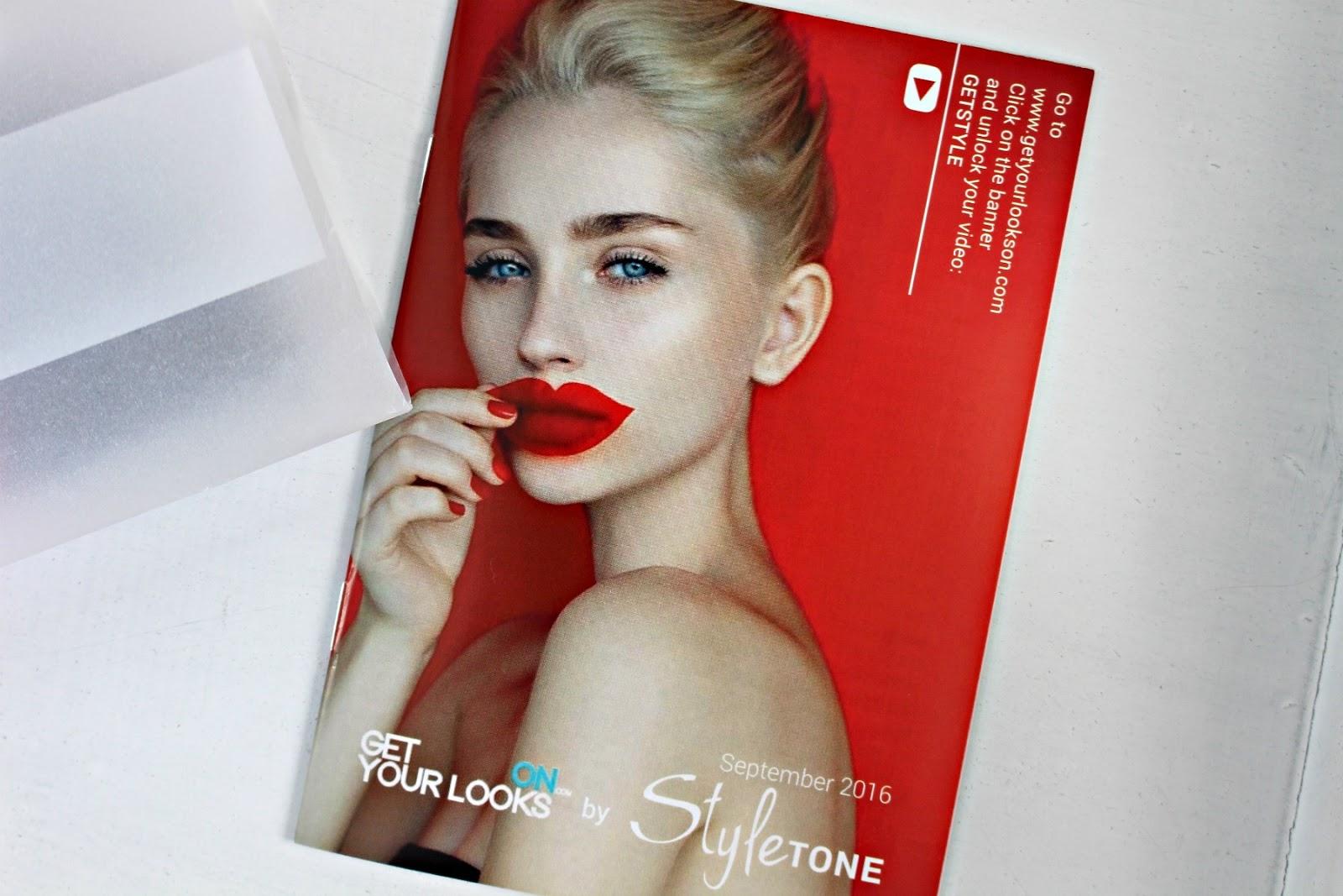StyleTone september 2016