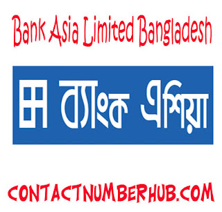 Bank Asia Contact Number