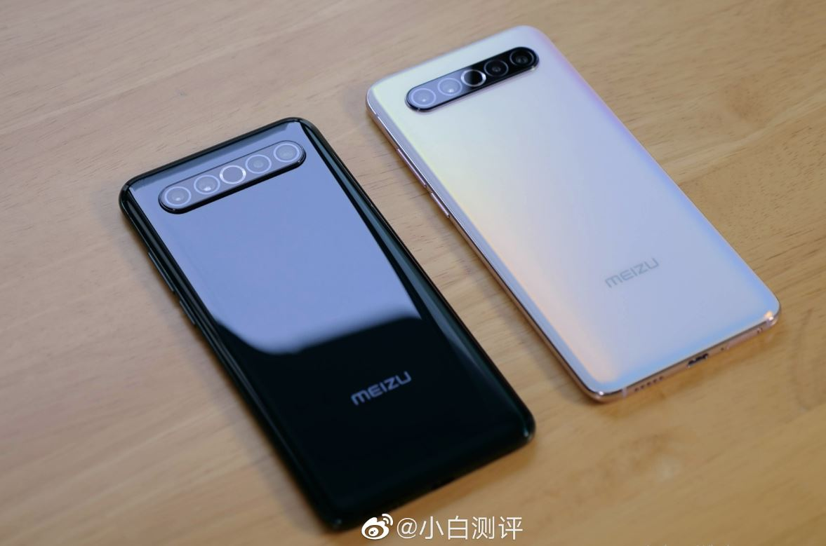 Meizu 17 and Meizu 17 Pro get 120 Hz mode in the first update