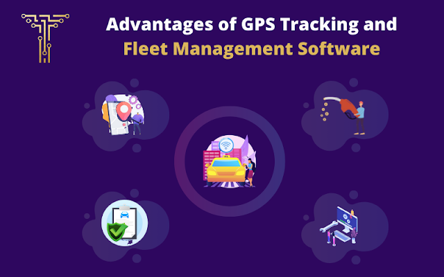 Advantages of GPS Tracking and Fleet Management Software
