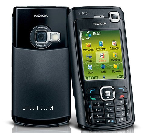 Nokia N70 Rm 84 Latest Flash File Firmware V 5 737 3 0 1
