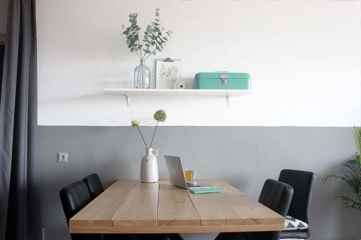 flexa early dew kopen : Interieur Een Nieuwe Kleur Op De Muur The Budget Life Low