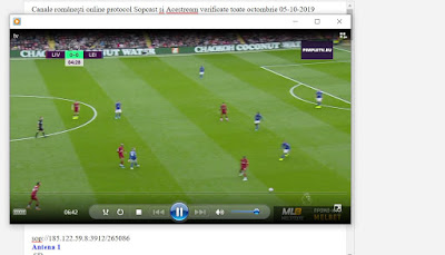 Liverpool - Leicester sopcast