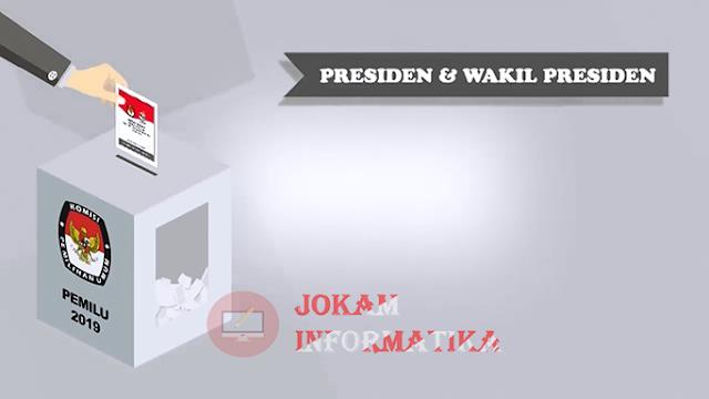 Informasi SAH Dan TIDAK SAH Suara Pemilihan Presiden & Wakil Presiden - JOKAM INFORMATIKA