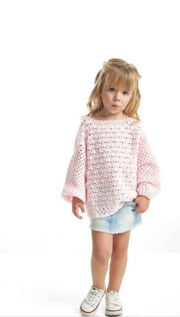 Blusa Infantil Lara