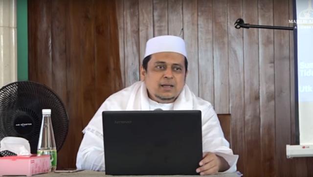 Khilafah Ala Haikal Hassan yang Bisa Bikin Terpingkal