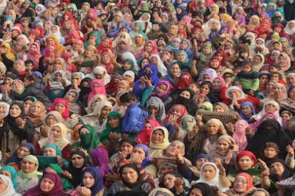 Muslim Turki Memenuhi Masjid, Jutaan Orang di Seluruh Dunia Peringati Kelahiran Nabi