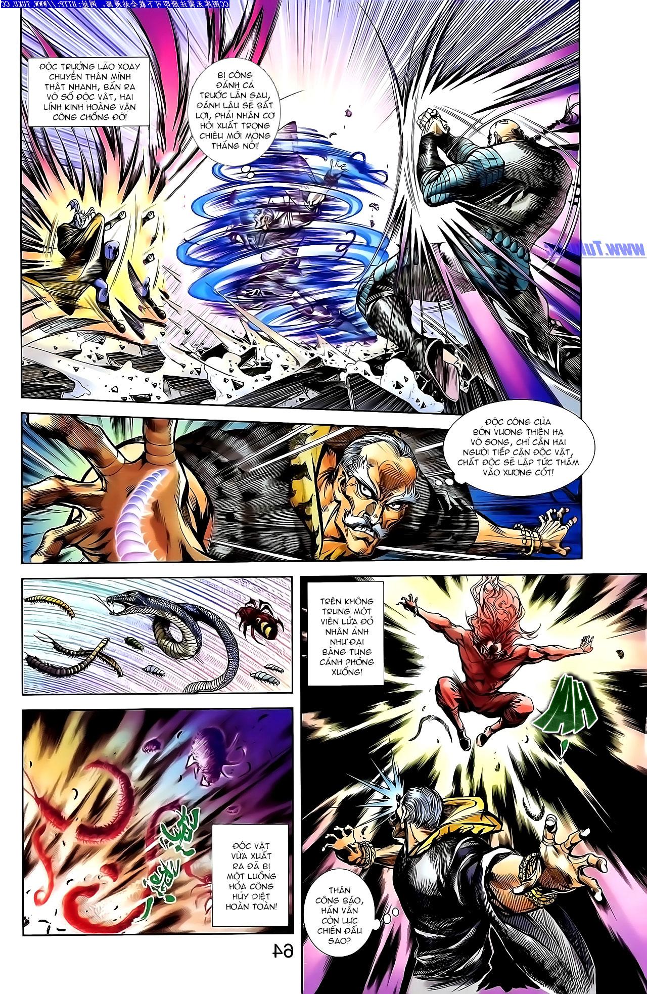 Cơ Phát Khai Chu Bản chapter 141 trang 9